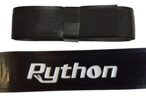 Python Deluxe Wrap Racquetball Grip (Black, Blue, and White)