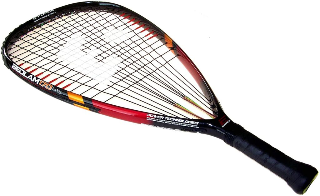 E Force Bedlam 170 Lite Racquetball Racquet